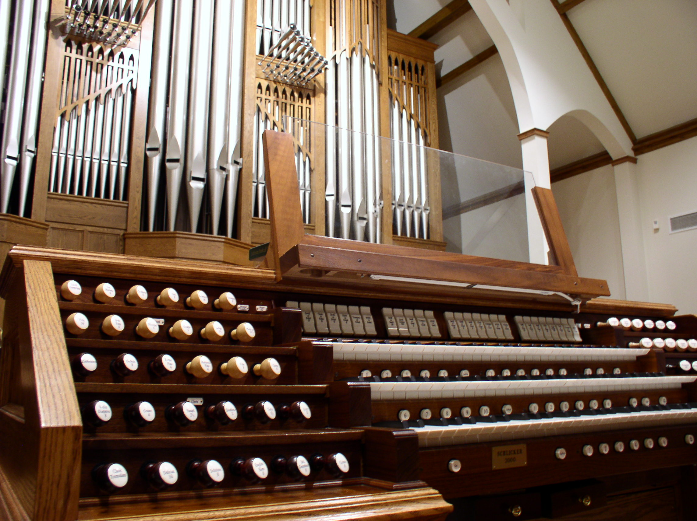 Pipe Organ Talk & Demo – Second date added!St. Peter's Church