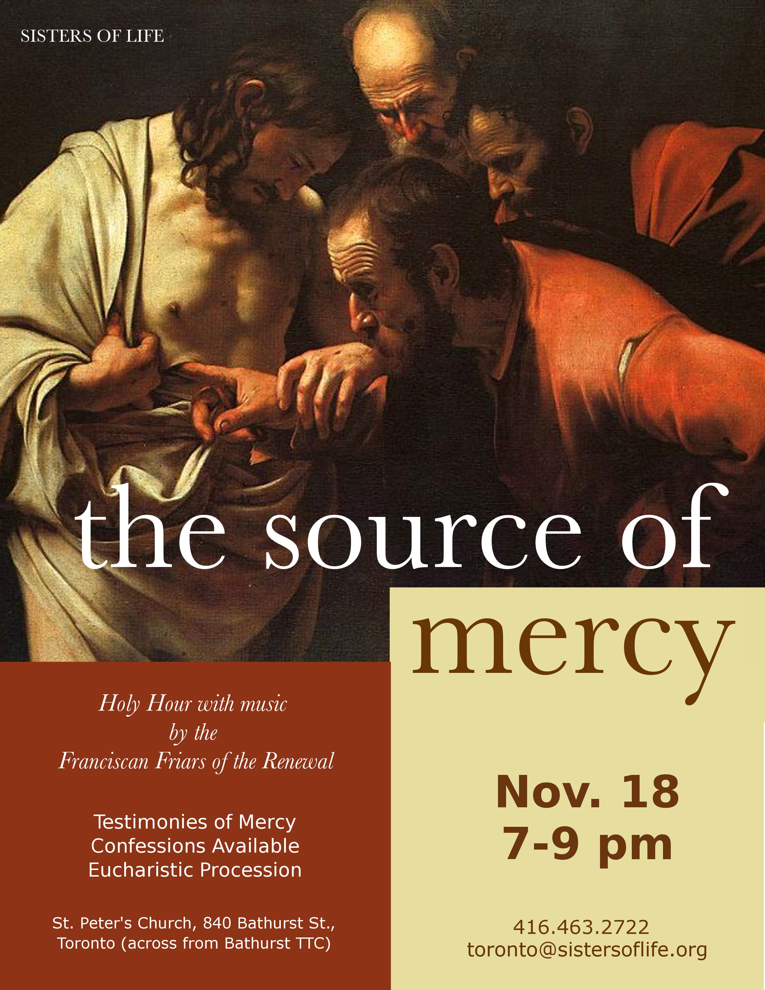 source of mercy